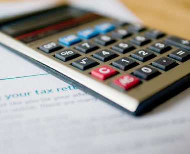 Corporate Tax Incentives quick links page for various tax credit calculator tools.
