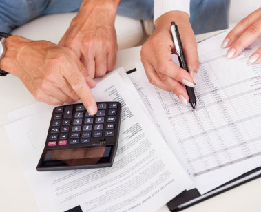 R&D tax credits resources page featuring a calculator tool and helpful guidelines.